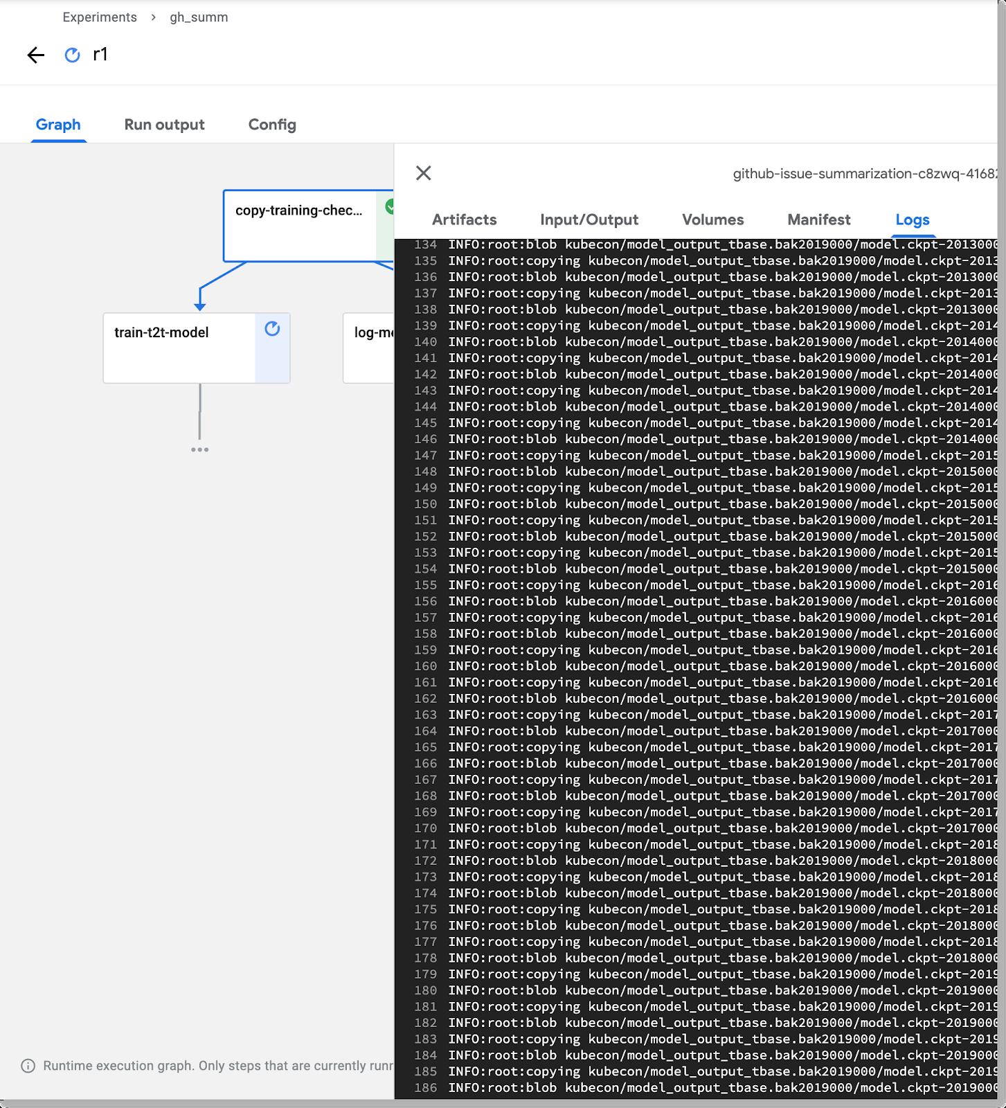 Kubeflow Pipelines - GitHub Issue Summarization