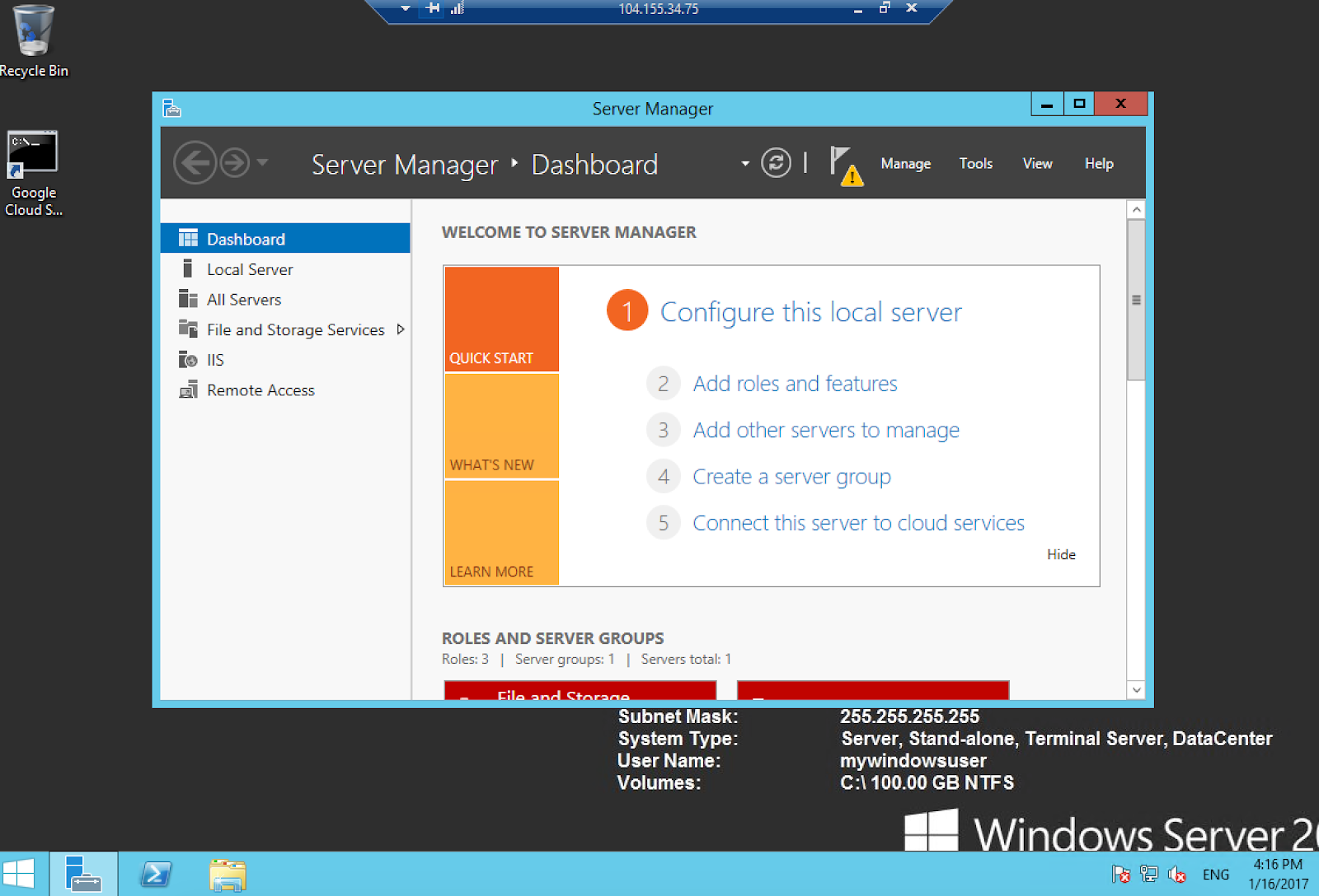 Install and use Cloud Tools for Visual Studio