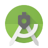 Logo used to launch Android Studio.
